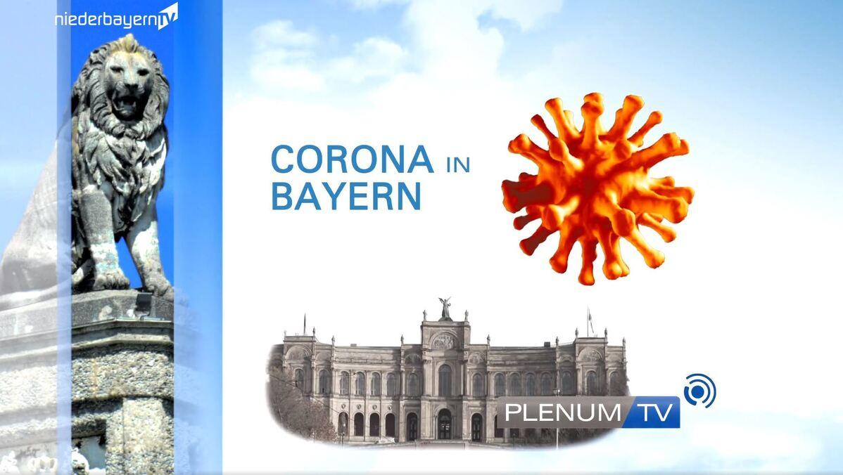 Corona Newsblock Niederbayern TV Passau